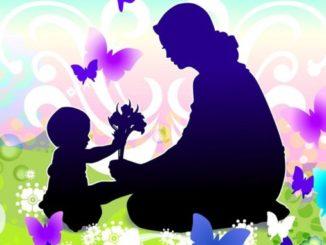Әниләр көненә котлаулар / Поздравления с днем матери на татарском