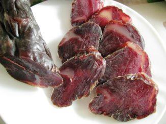 Бәйрәм табынына казылык ясау / Казылык из конины рецепт
